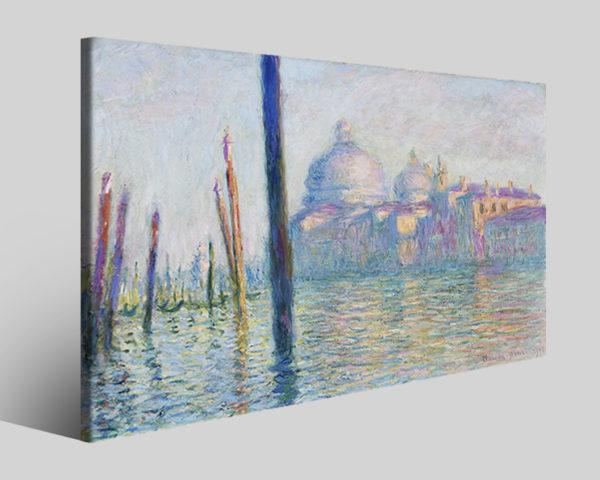 Quadri famosi Claude Monet art III stampe famose su tela