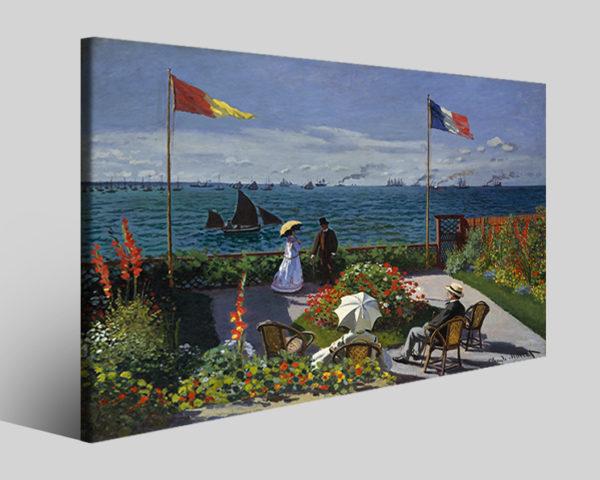 Quadri famosi Claude Monet art VII stampe famose su tela
