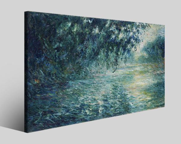 Quadri famosi Claude Monet art IX stampe famose su tela