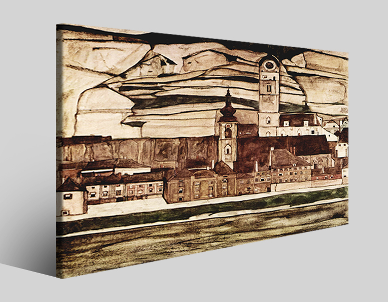 Quadri Egon Schiele XVI stampe famose su tela