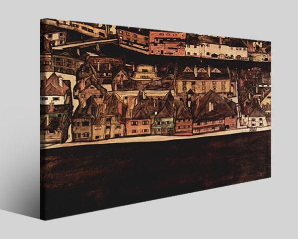 Quadri Egon Schiele art VIII stampe famose su tela