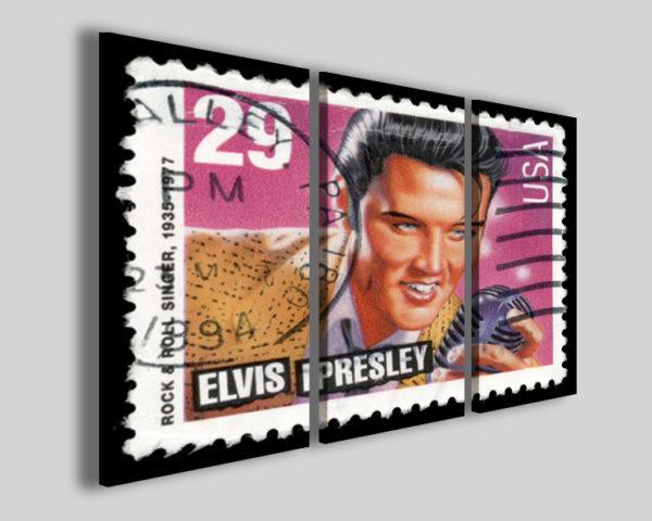 Quadri Elvis presley pop art stampe