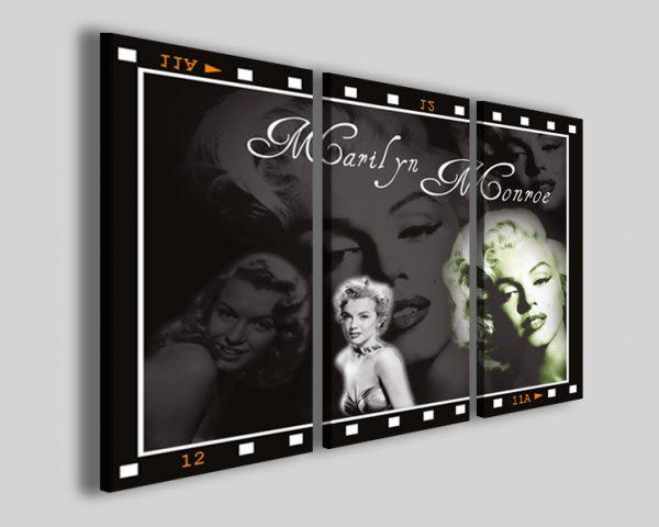 Quadri Marilyn Monroe II stampe angolo tv cinema
