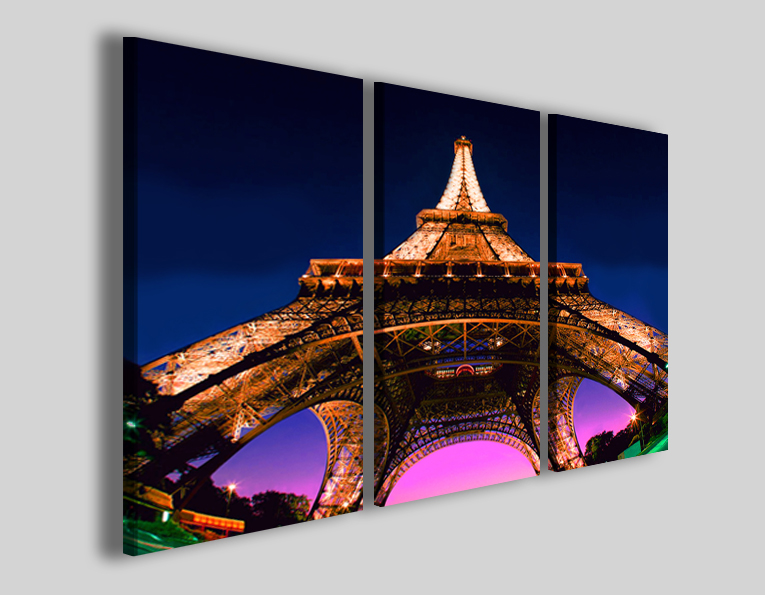 Quadri Parigi Paris tower eiffel II stampe torre