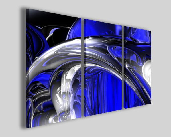 Quadri astratti Elegant design III stampe moderne