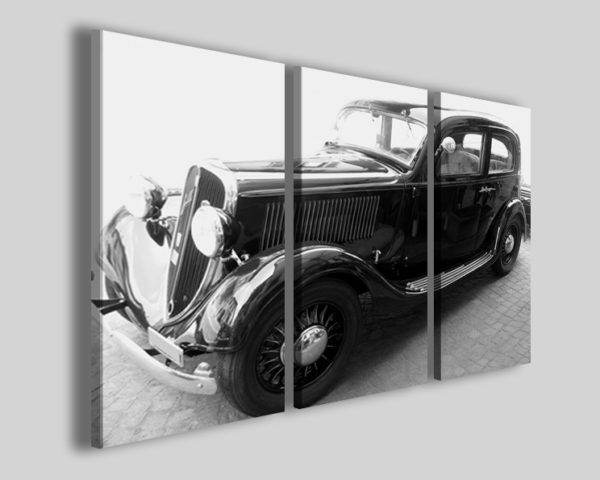 Quadri auto d'epoca Fiat Balilla stampe per salone