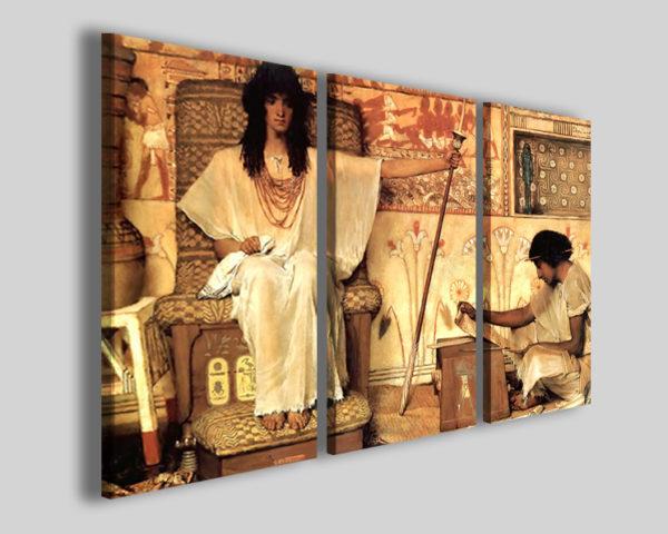 Quadri famosi Alma Tadema Joseph, Overseer Of Pharaohs Granaries