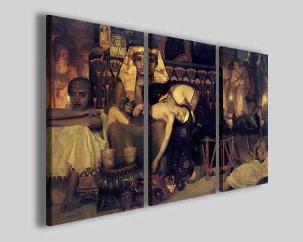 Quadri famosi Alma Tadema The Death of the Firstborn