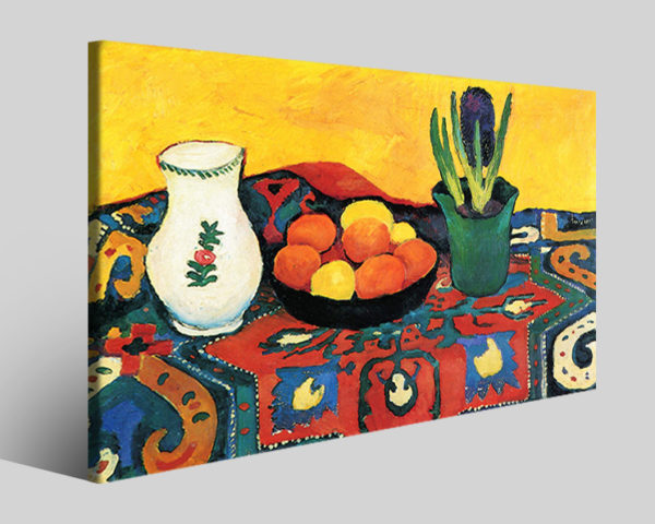 Quadri famosi August Macke art XIV riproduzioni su tela