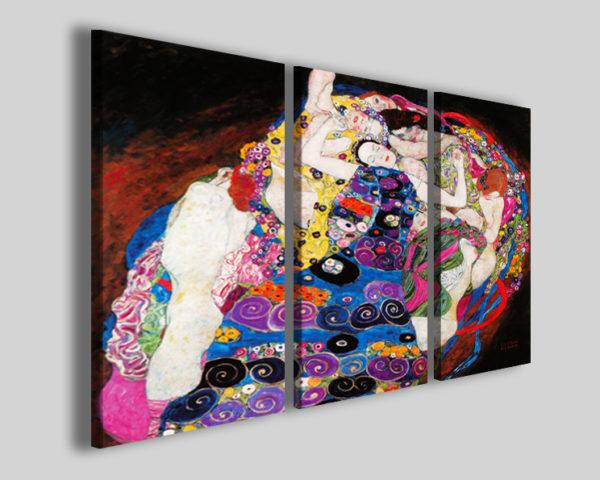 Quadri famosi Gustav Klimt V riproduzioni la vergine