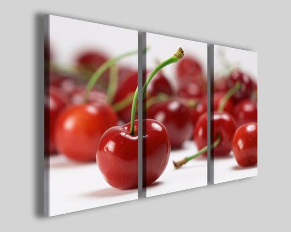 Quadri frutta Cherries stampe ciliege