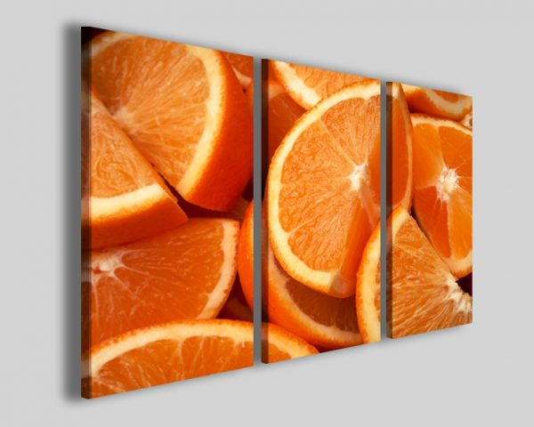 Quadri frutta Orange fruit stampe arance