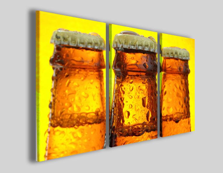 Quadri moderni Freezer beer stampe birra