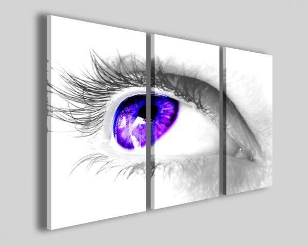 Quadri occhi Eye stampe occhio colorato