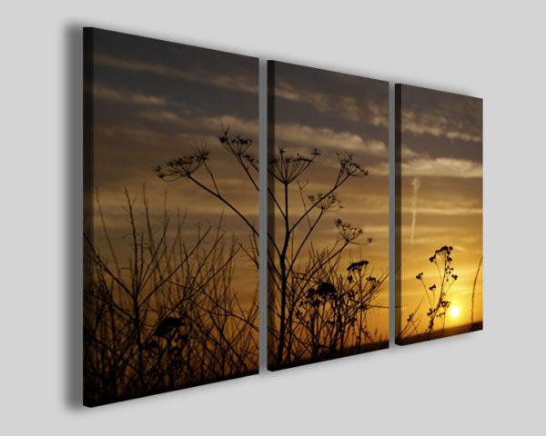 Quadri paesaggi Twing stampe moderne canvas