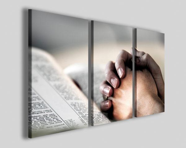 Quadri religiosi La bibbia stampe su tela canvas