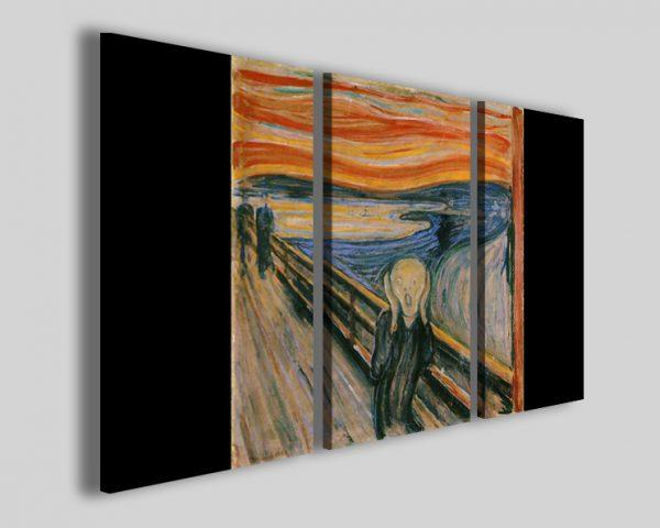 Quadro Edvard Munch L'urlo riproduzioni famose