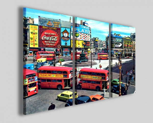 Quadro Piccadilly circus