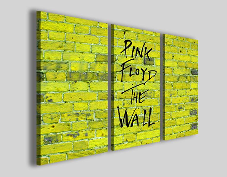 Quadro Pink floyd the wall