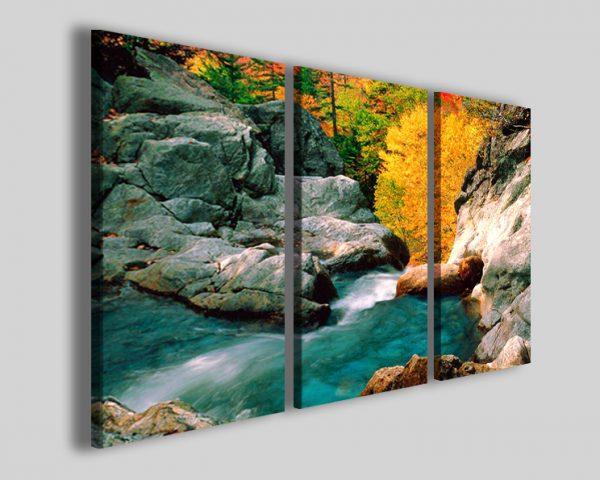 Quadro Waterfalls II