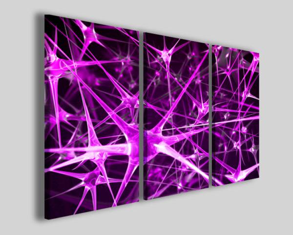Quadro astratto Digital art stampe moderne
