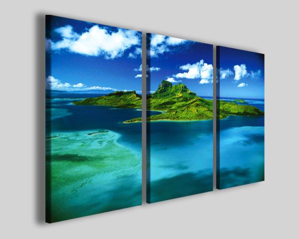 Quadro moderno Burien stampe paesaggi
