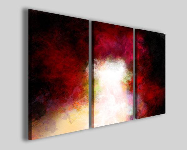 Quadri astratti Surreal nube II stampe astratte moderne