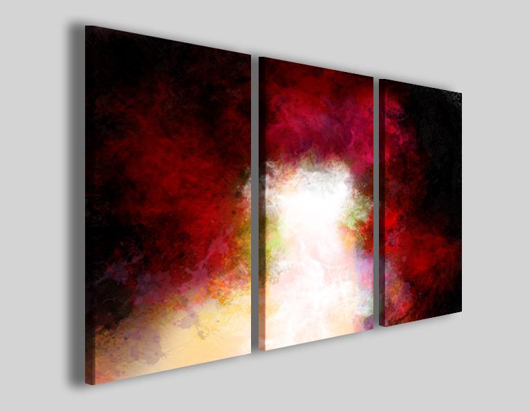 Quadri astratti Surreal nube II stampe astratte moderne - Quadri ...