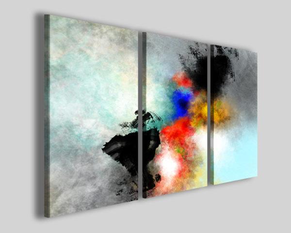 Quadri astratti Surreal nube III stampe astratte su canvas