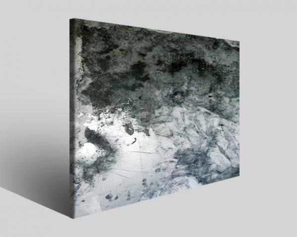 Quadro moderno astratto Tezt 106 stampa su tela
