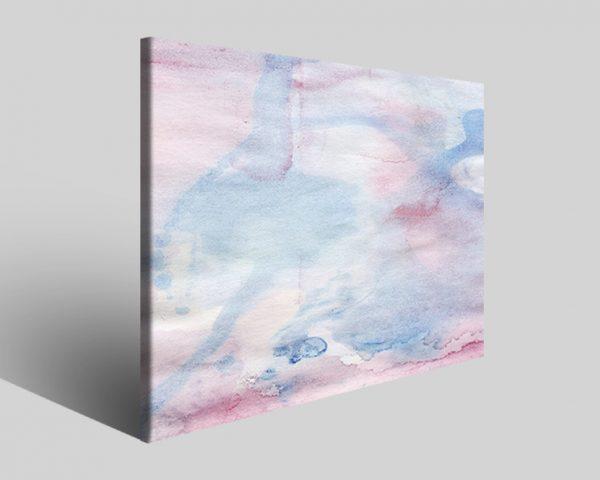Quadro moderno astratto Tezt 11 stampa su tela