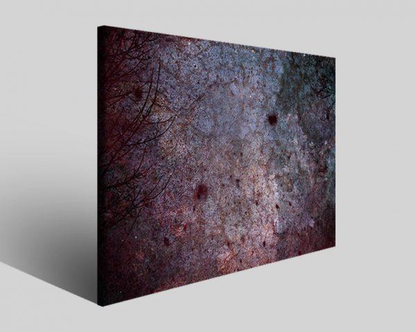 Quadro moderno astratto Tezt 113 stampa su tela