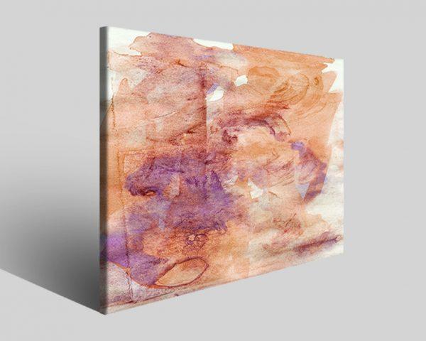 Quadro moderno astratto Tezt 12 stampa su tela