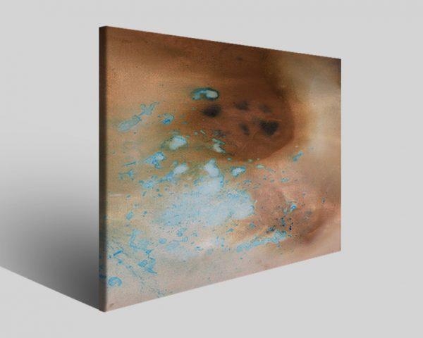 Quadro moderno astratto Tezt 143 stampa su tela