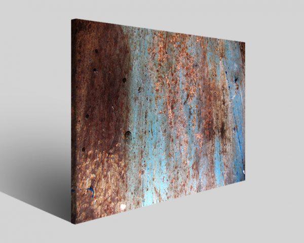 Quadro moderno astratto Tezt 161 stampa su tela