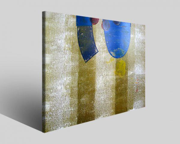 Quadro moderno astratto Tezt 169 stampa su tela