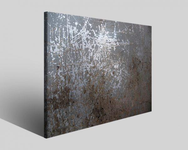 Quadro moderno astratto Tezt 200 stampa su tela