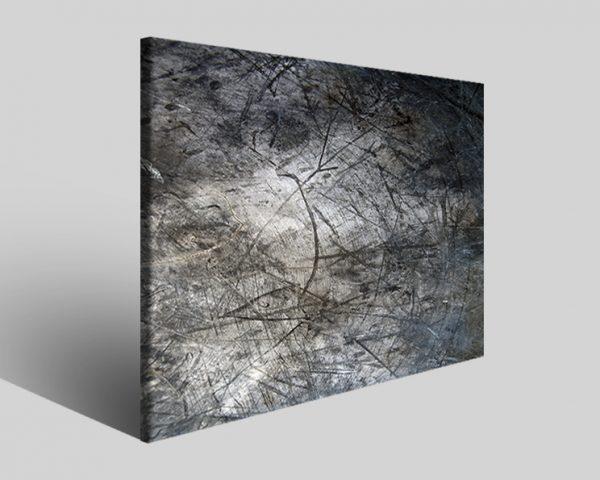 Quadro moderno astratto Tezt 206 stampa su tela