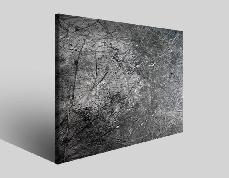 Quadro moderno astratto Tezt 207 stampa su tela