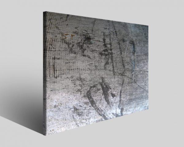 Quadro moderno astratto Tezt 208 stampa su tela