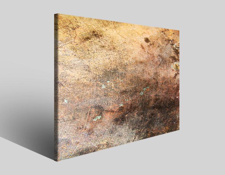 Quadro moderno astratto Tezt 213 stampa su tela