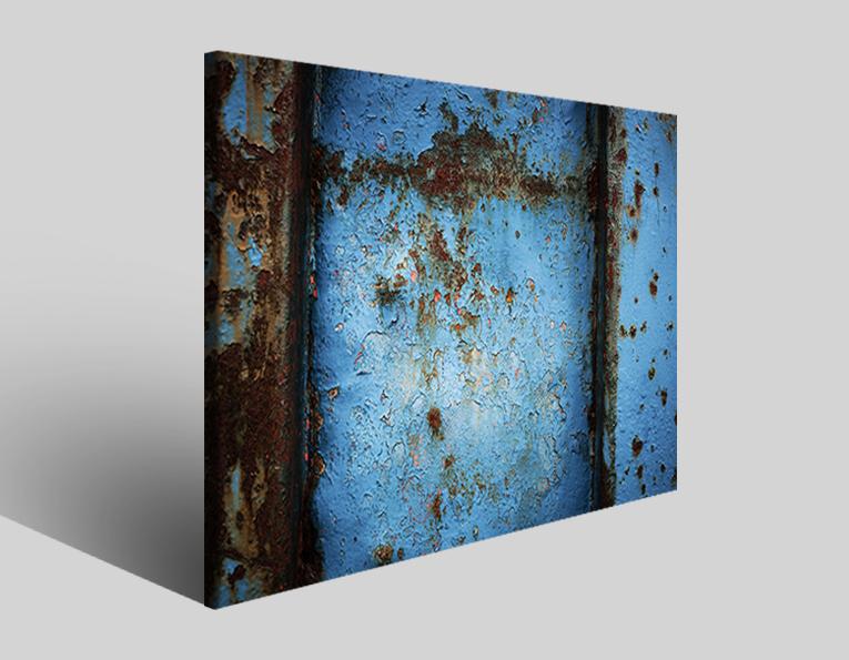 Quadro moderno astratto Tezt 236 stampa su tela