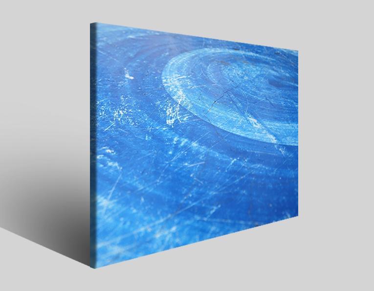 Quadro moderno astratto Tezt 237 stampa su tela