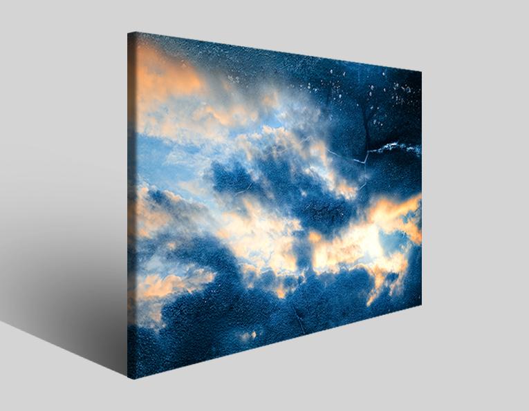 Quadro moderno astratto Tezt 240 stampa su tela