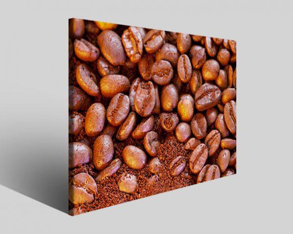 Quadro moderno astratto Tezt 242 stampa su tela