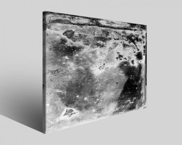 Quadro moderno astratto Tezt 25 stampa su tela