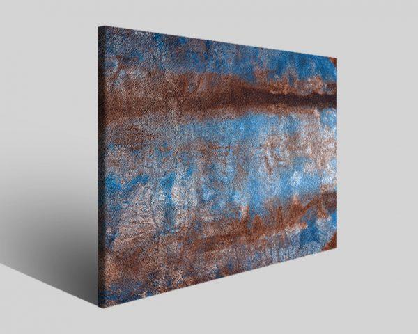 Quadro moderno astratto Tezt 277 stampa su tela