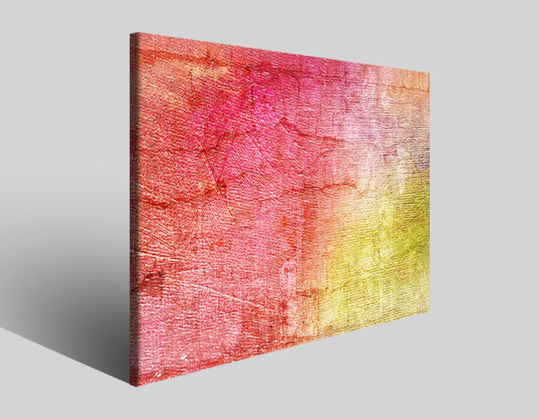 Quadro moderno astratto Tezt 284 stampa su tela
