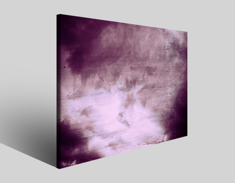 Quadro moderno astratto Tezt 312 stampa su tela