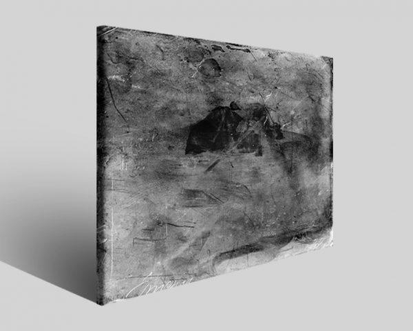 Quadro moderno astratto Tezt 33 stampa su tela